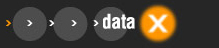 DataX footer logo